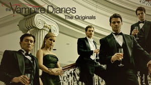 The Originals S3E14 [Wall] by TVDavidsan