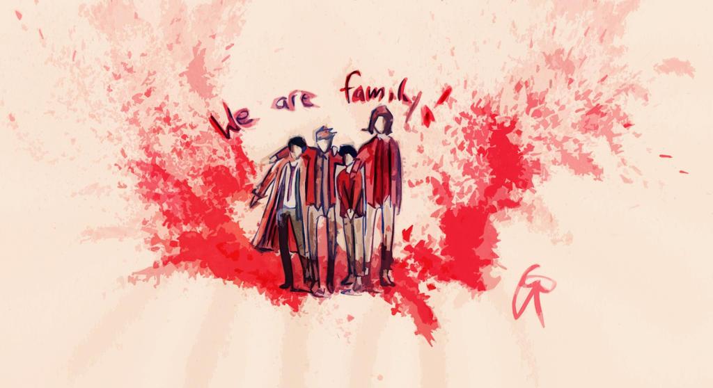 Family by GeorginoschkaVincen