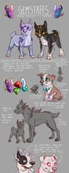 Gemstaffs Species Sheet by Fuki-adopts