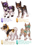Gemstaffs - adoptable auctions - CLOSED - 1