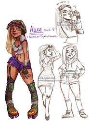Alice - adoptable auction - CLOSED