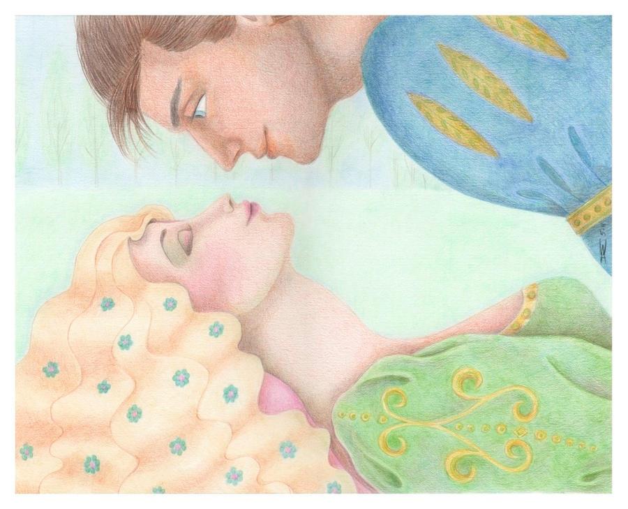 Sleeping Beauty by dianecostanza