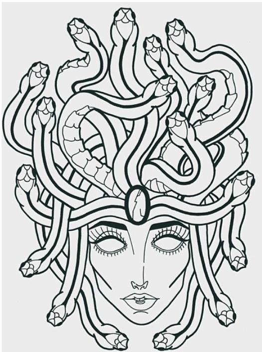 Medusa Tattoo Template by myheartforsale on DeviantArt – Tattoo Template