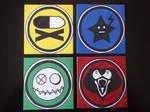 My Chemical Romance Killjoy Symbols