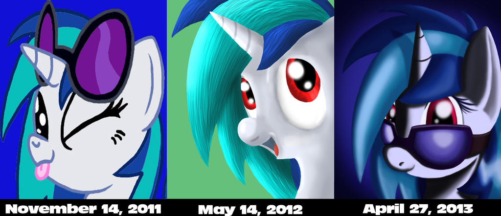 Then and Now by SDSilva94