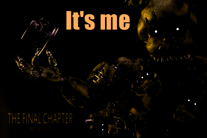 Fnaf 4 Teaser Fan Made By Fnafanart On Deviantart - Imagez co