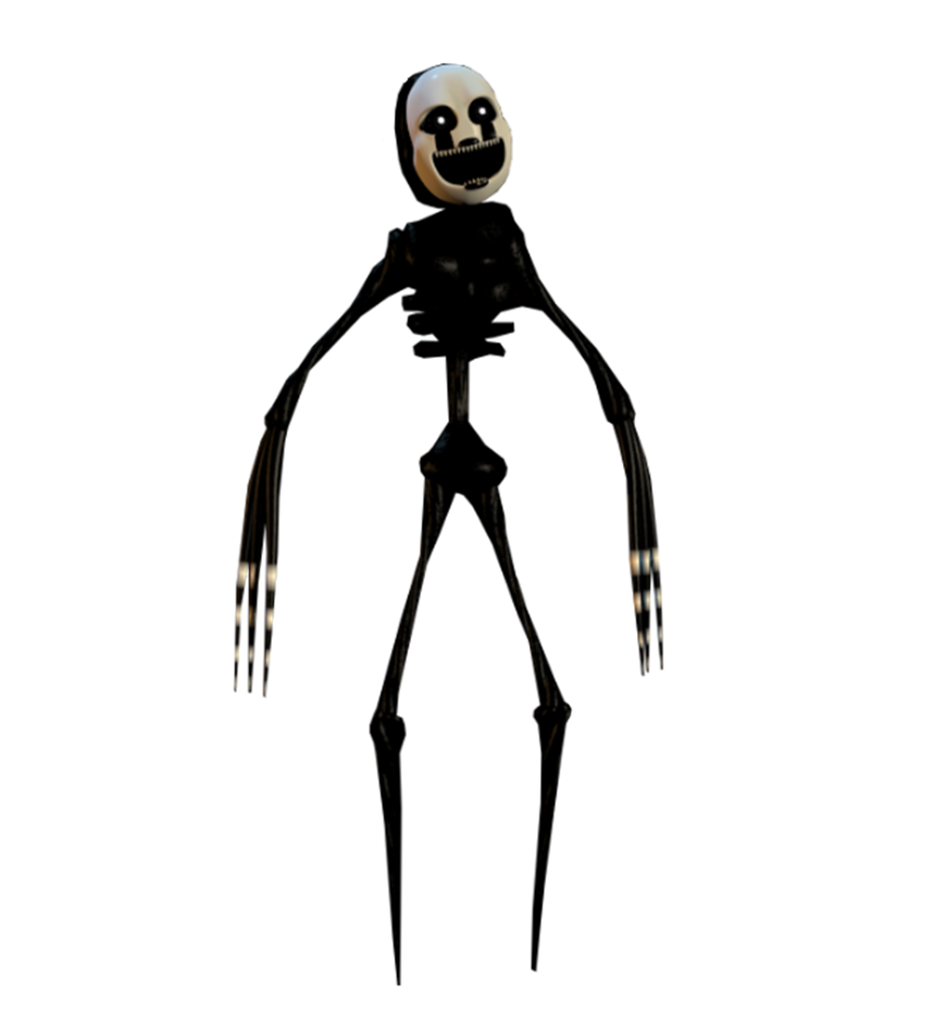 Fnaf 4 Halloween Dlc puppet by Kero1395 on DeviantArt