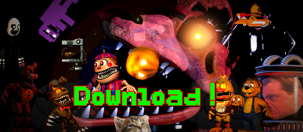 All Fnaf World Update 2 Files !!! by Kero1395 on DeviantArt