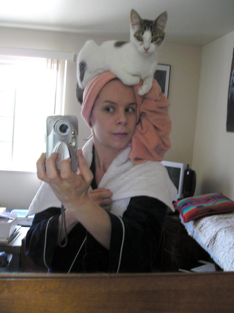 Cat Hat by jjhale78