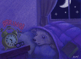Lorelei has a Dream - page 3 by meeksp