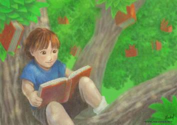 The Storybook Tree by meeksp