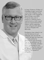 Dr. Roger Widmann by WidmannMD