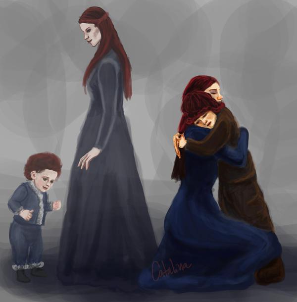 Mother...? by gaunt-ariita