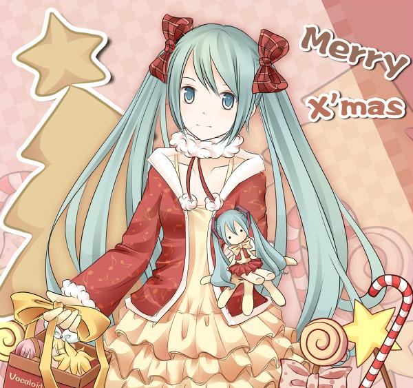 Merry X'Mas by makopimakonyan