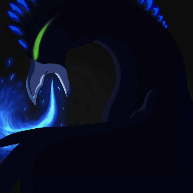 What Lurks in the Dark by Scarredblade