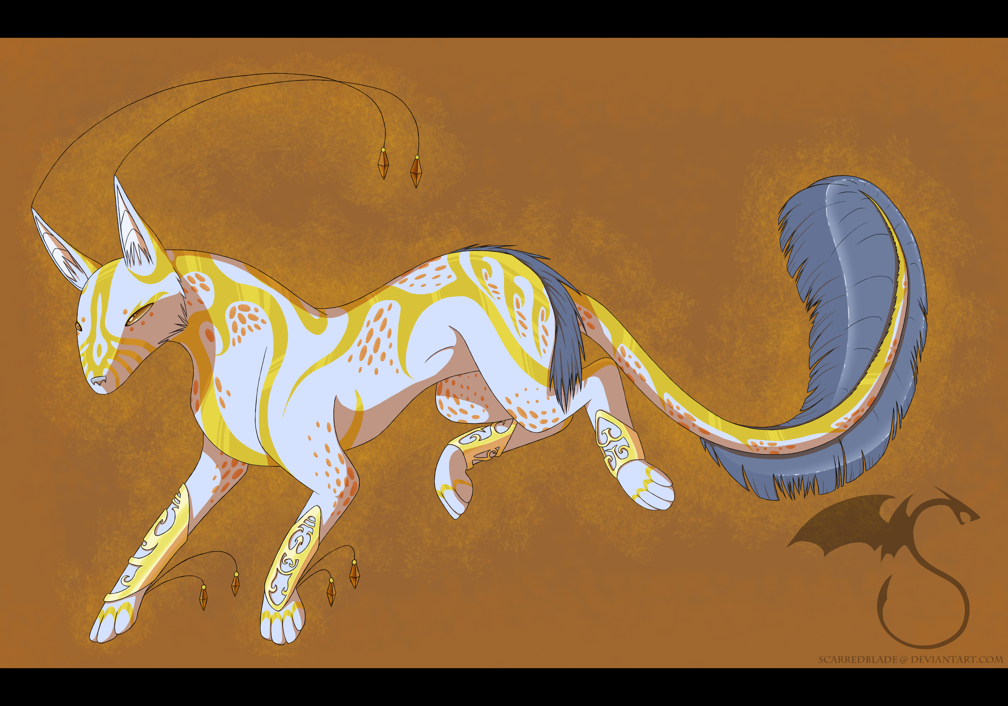 Gilded Vyxeph by Scarredblade