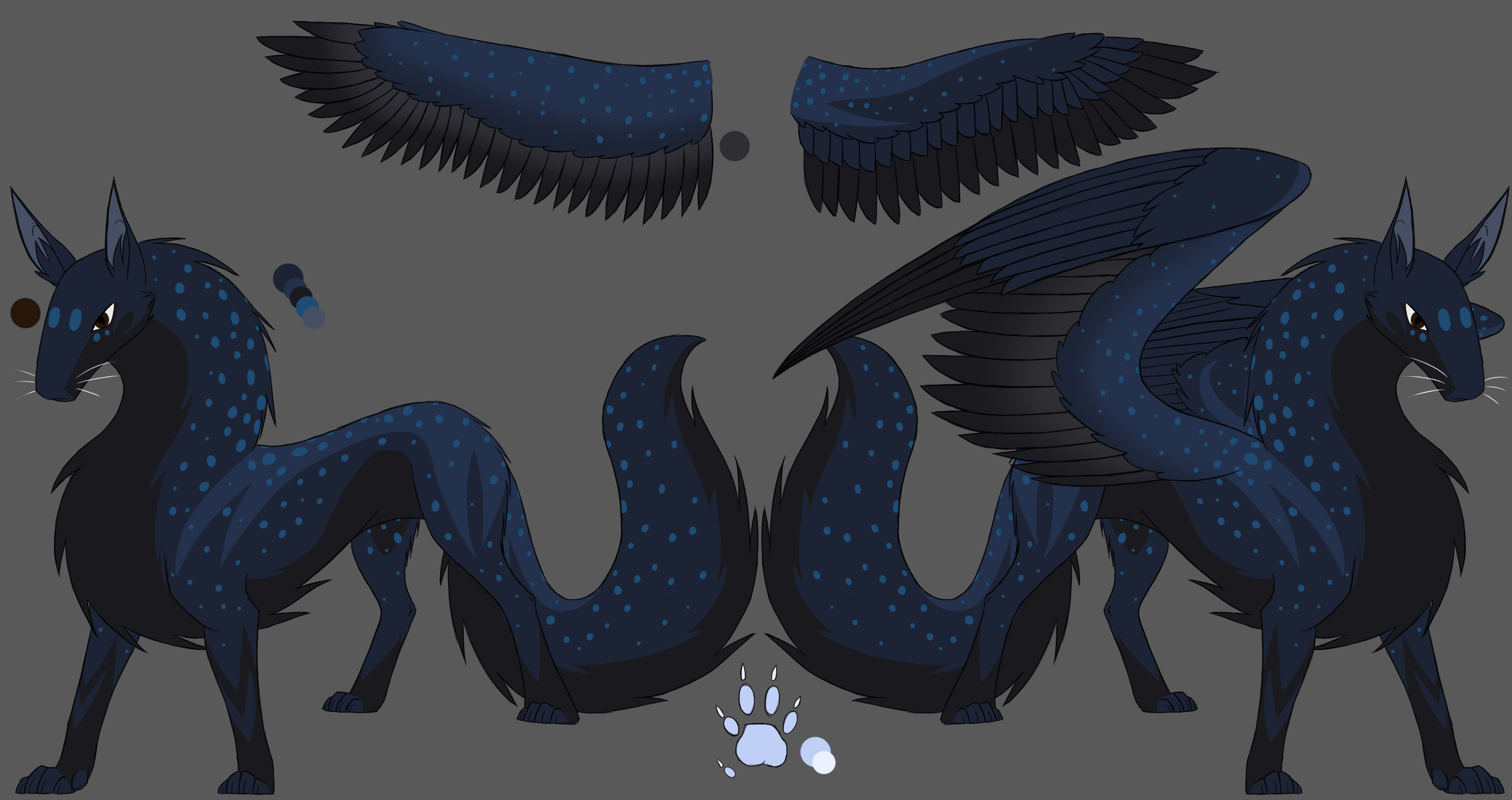 Naevia reference by Scarredblade