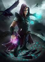 Warlock by Oana-D