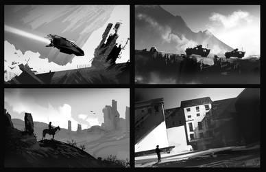 composition sketches 01