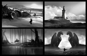 composition sketches 02