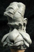 Matthau by MonsterPappa