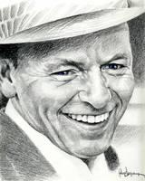 Frank Sinatra by MonsterPappa