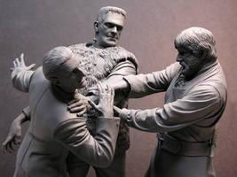 Son of Frankenstein 2 by MonsterPappa