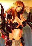 Sonia the Barbarian
