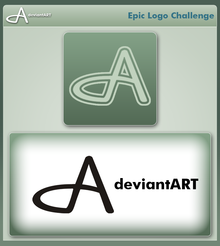 Epic Logo Challenge v1 by patrickgs