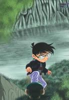 Detective Conan by abuamin32