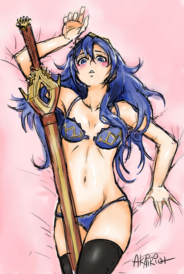 The Nude fire emblem characters join