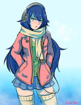 winter lucy