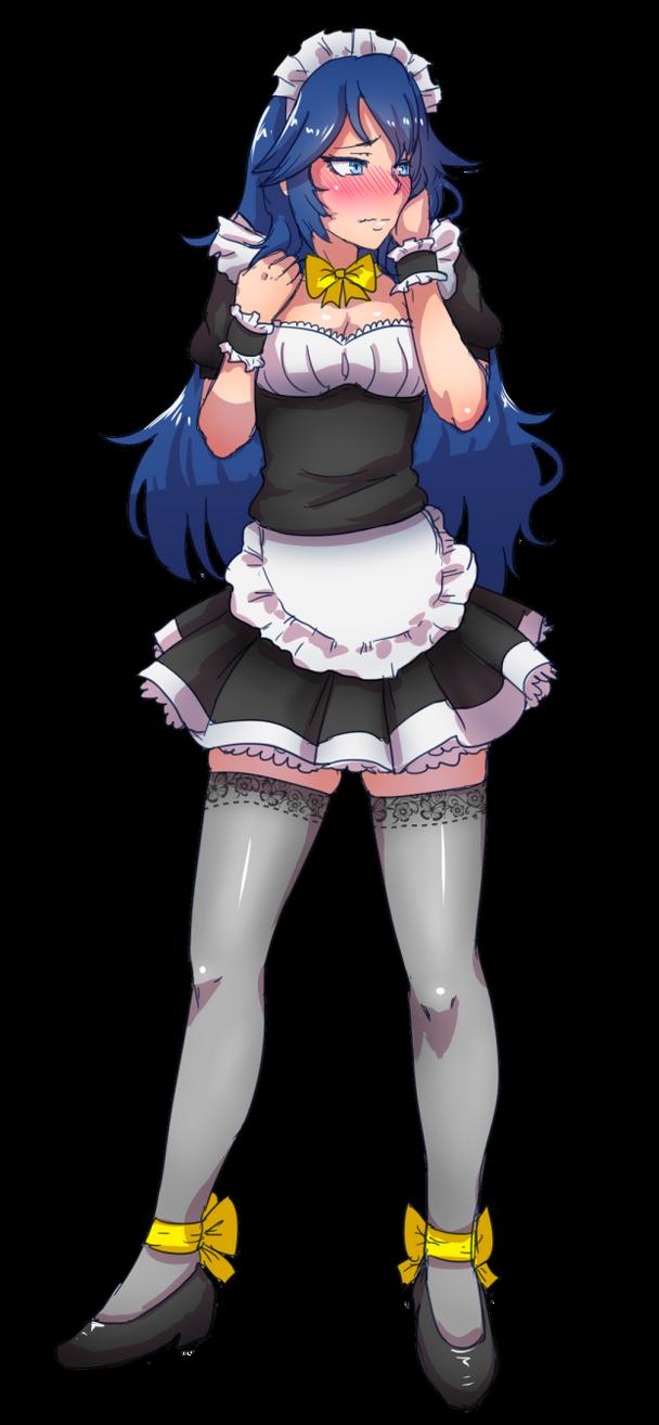 maid lucina by akairiot ...