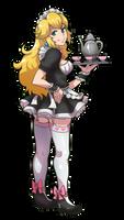 maid peach