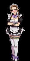 maid zelda