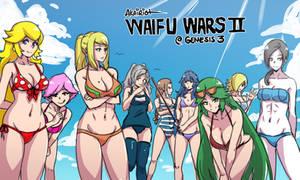 waifu wars ii: electric boogaloo