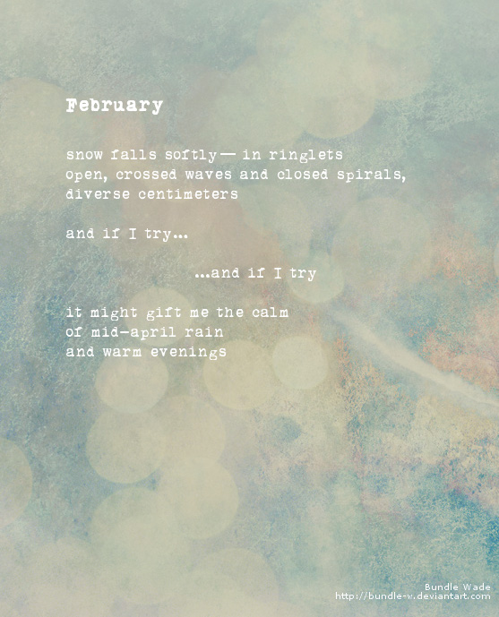 February by bundle-w