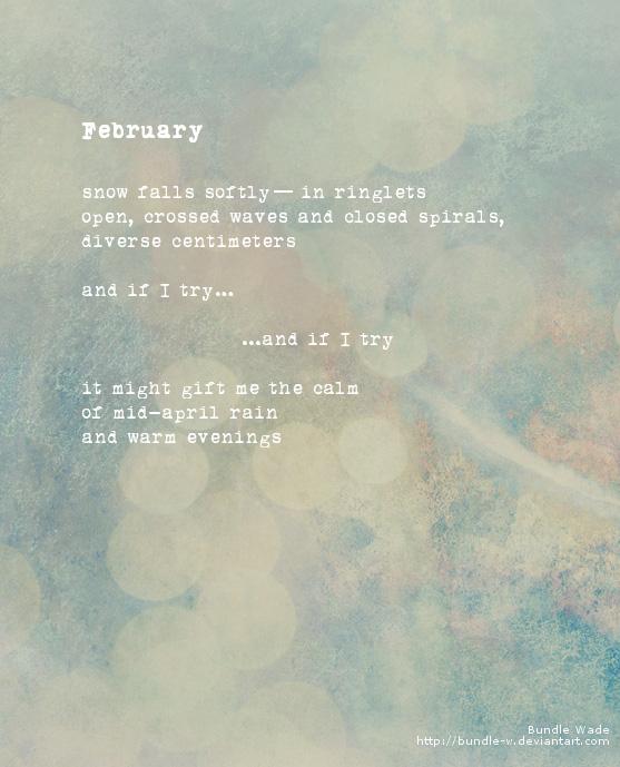 February by bundle-w