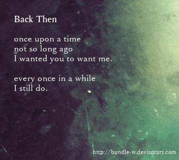 Back Then by bundle-w