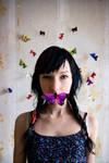 butterfly by enasni