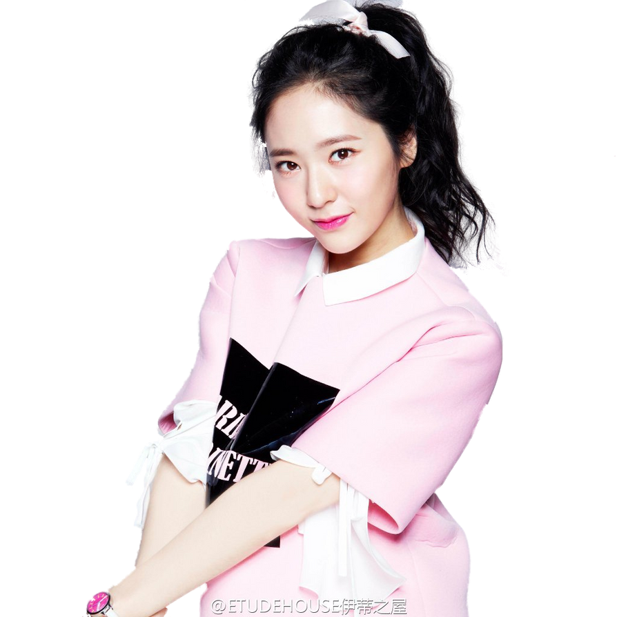PNG Krystal Jung F(x) by JannBambii on DeviantArt