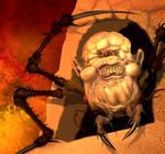 Spider HeaD by joebotzer