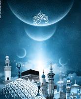 Ramadan Karim by ALIAO