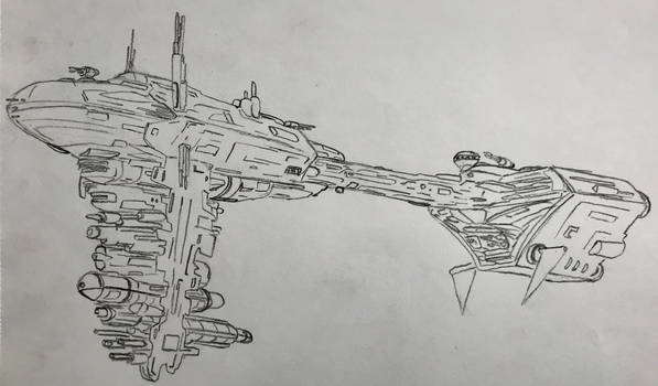 EF76 Nebulon B Escort Frigate