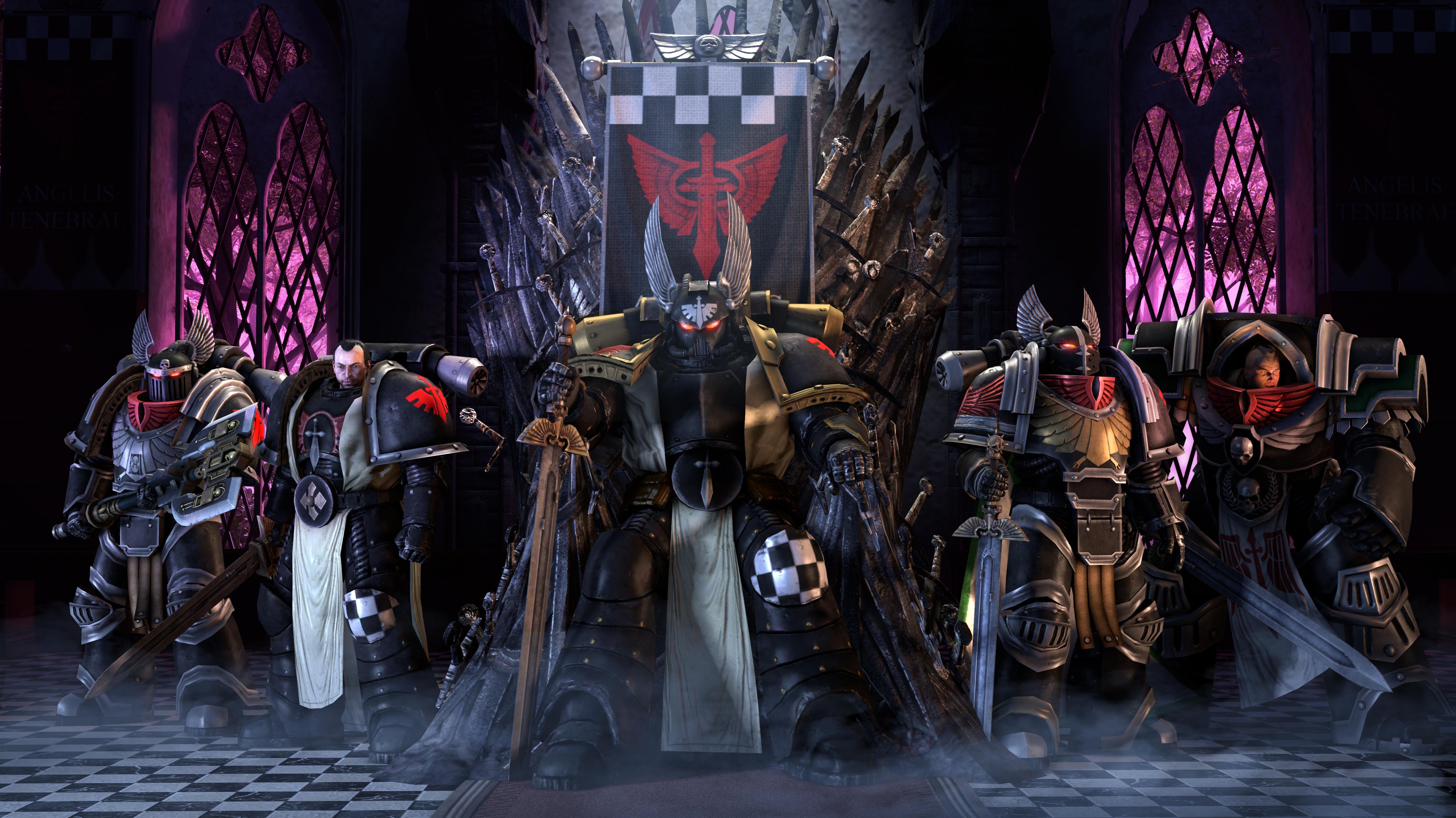 Supreme Grand Master of Caliban by WarbringerVI