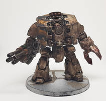 Iron Warriors Leviathan Dreadnought