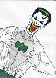 Joker Hooker by Marvsamune