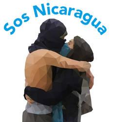 Sos Nicaragua by Marvsamune