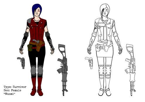 Survivor Type - Female