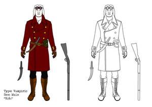 Vampiric Type - Male